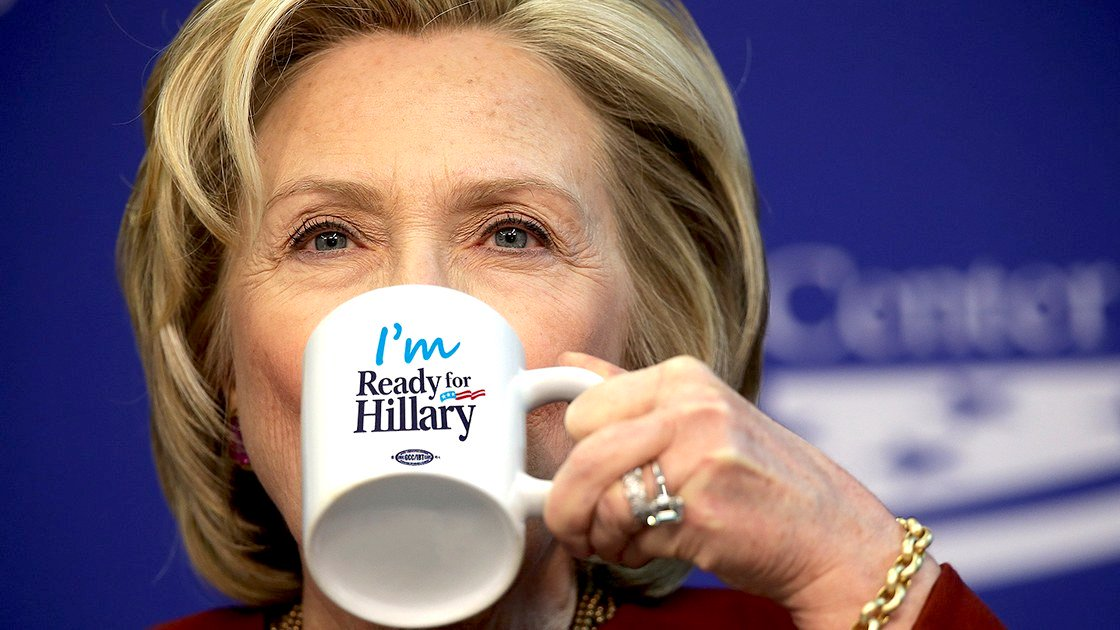 Hillary In Pictures's photo on #MyCoffeeMugSays