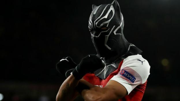 Global News's photo on Arsenal 3-0 Rennes