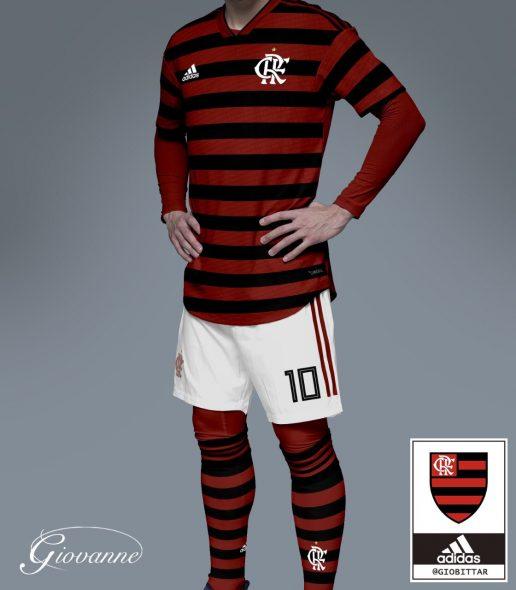 Matheus Leal's photo on Flamengo
