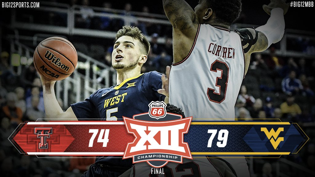 Big 12 Conference's photo on #HailWV