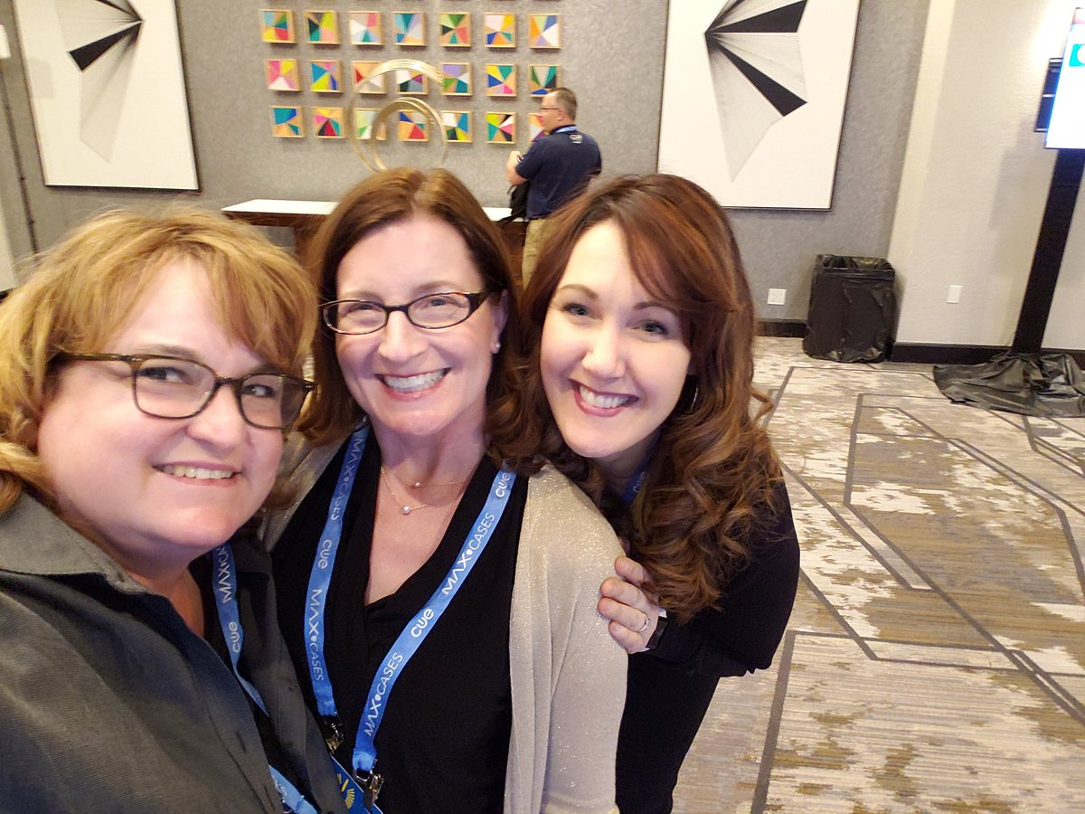 Holly Edds's photo on #CUE19