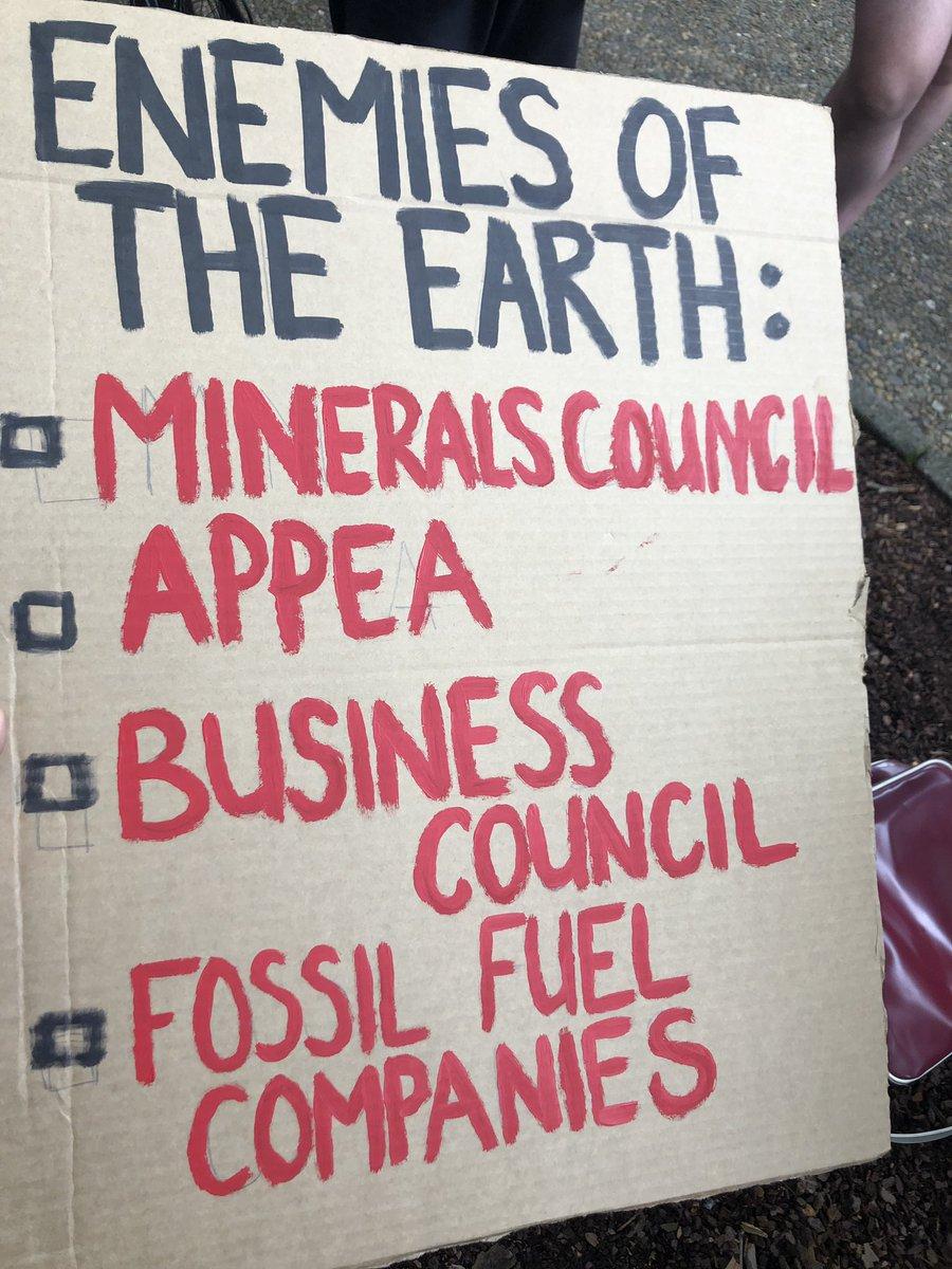 Brynn O'Brien's photo on #climatejustice