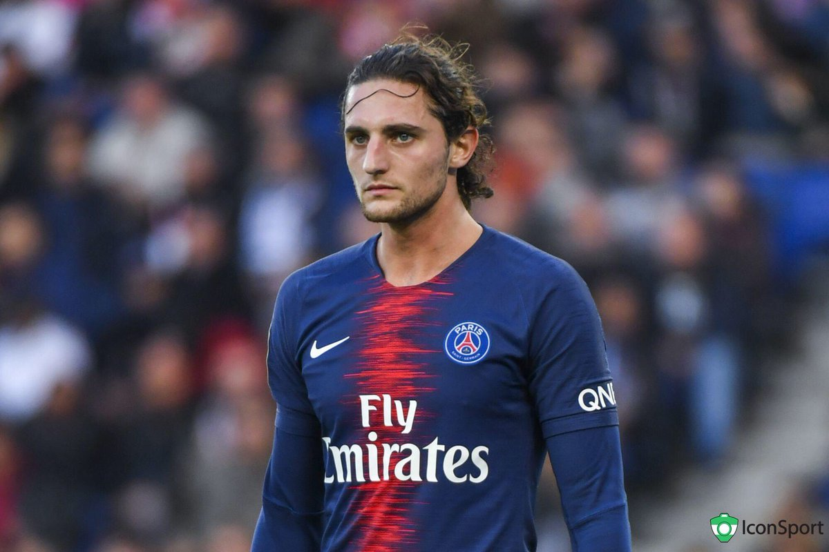 Actu Foot's photo on Adrien Rabiot