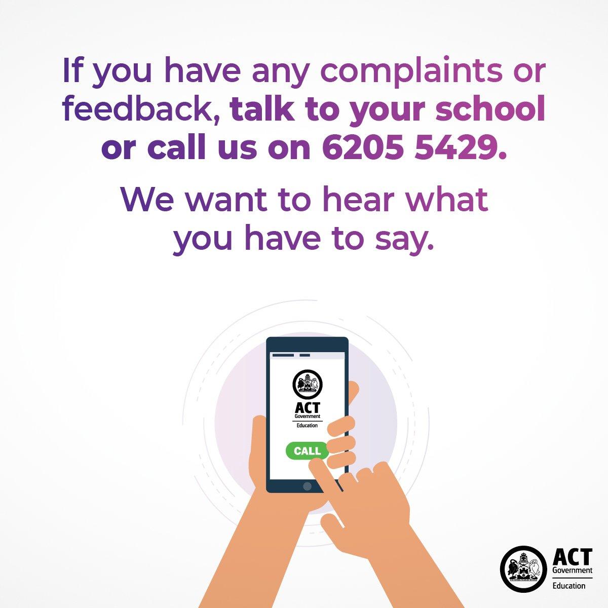 ACT Public Schools's photo on #BullyingNoWay