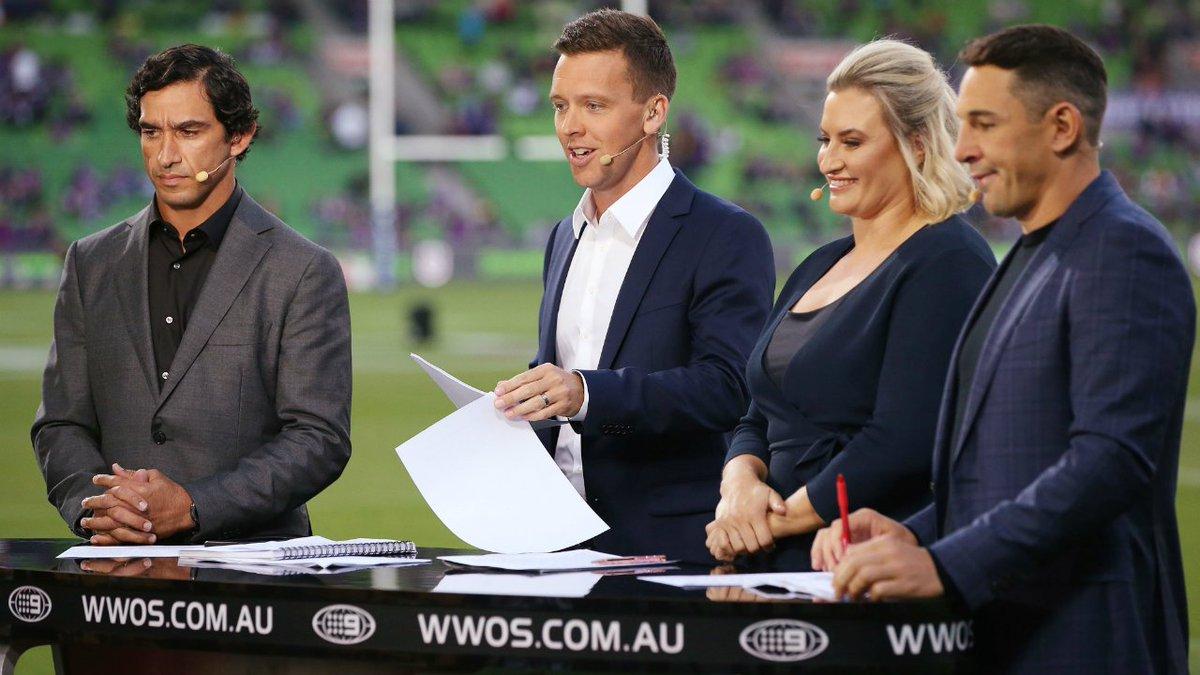 Sporting News Australia's photo on #NRLStormBroncos