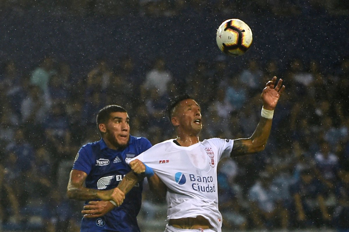 OptaJavier's photo on Emelec y Huracán
