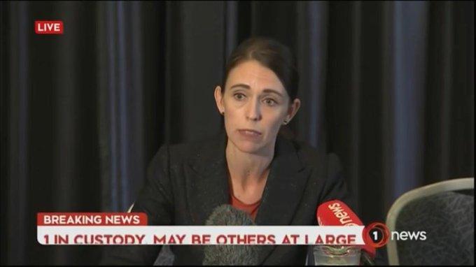 NZ PM Photo