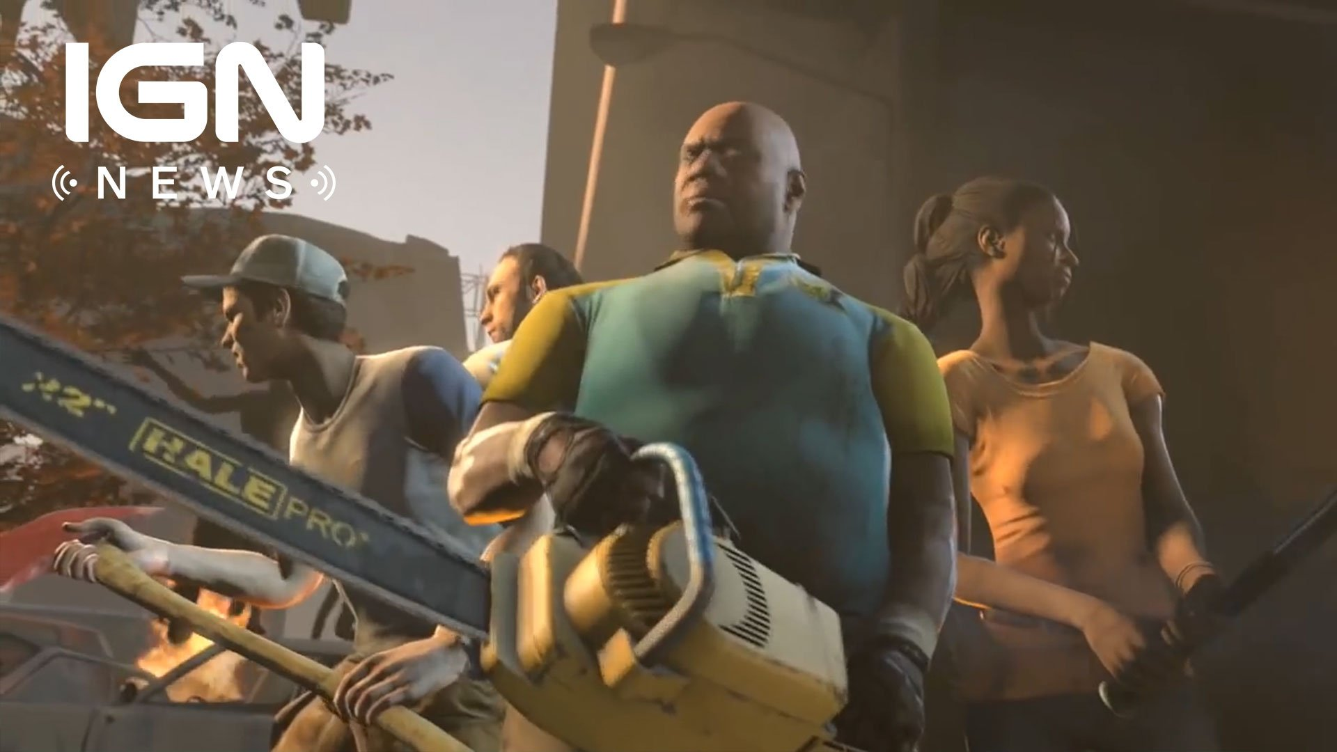 The developers of Left 4 Dead are back in the zombie game. https://t.co/HEwBHElNyL