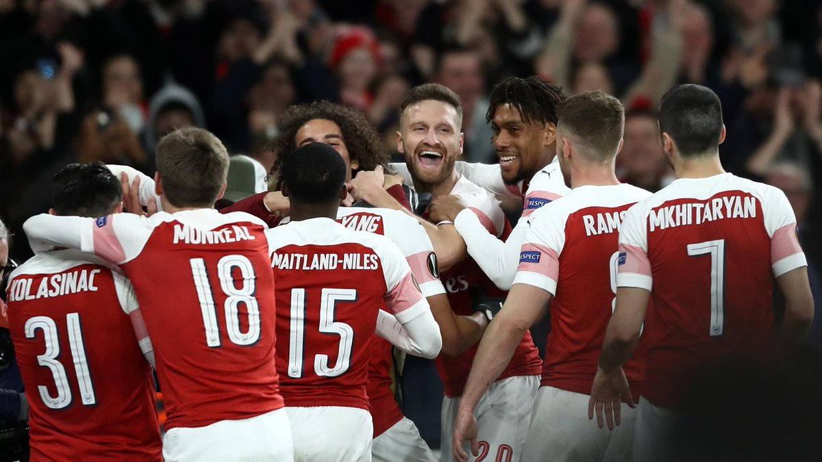 ArsenalFC_MP's photo on Arsenal 3-0 Rennes