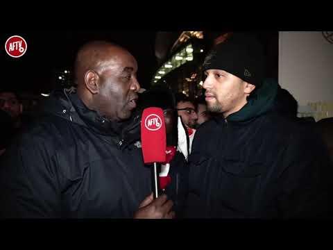 AFTV's photo on Arsenal 3-0 Rennes