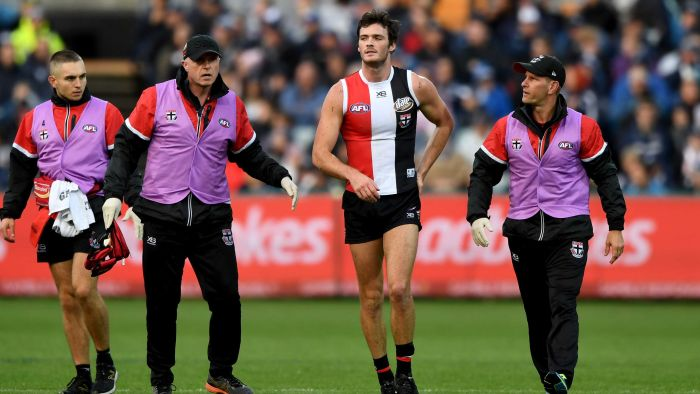 ABC Grandstand's photo on Dylan Roberton