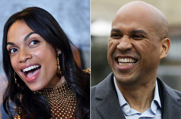 USA TODAY's photo on Rosario Dawson