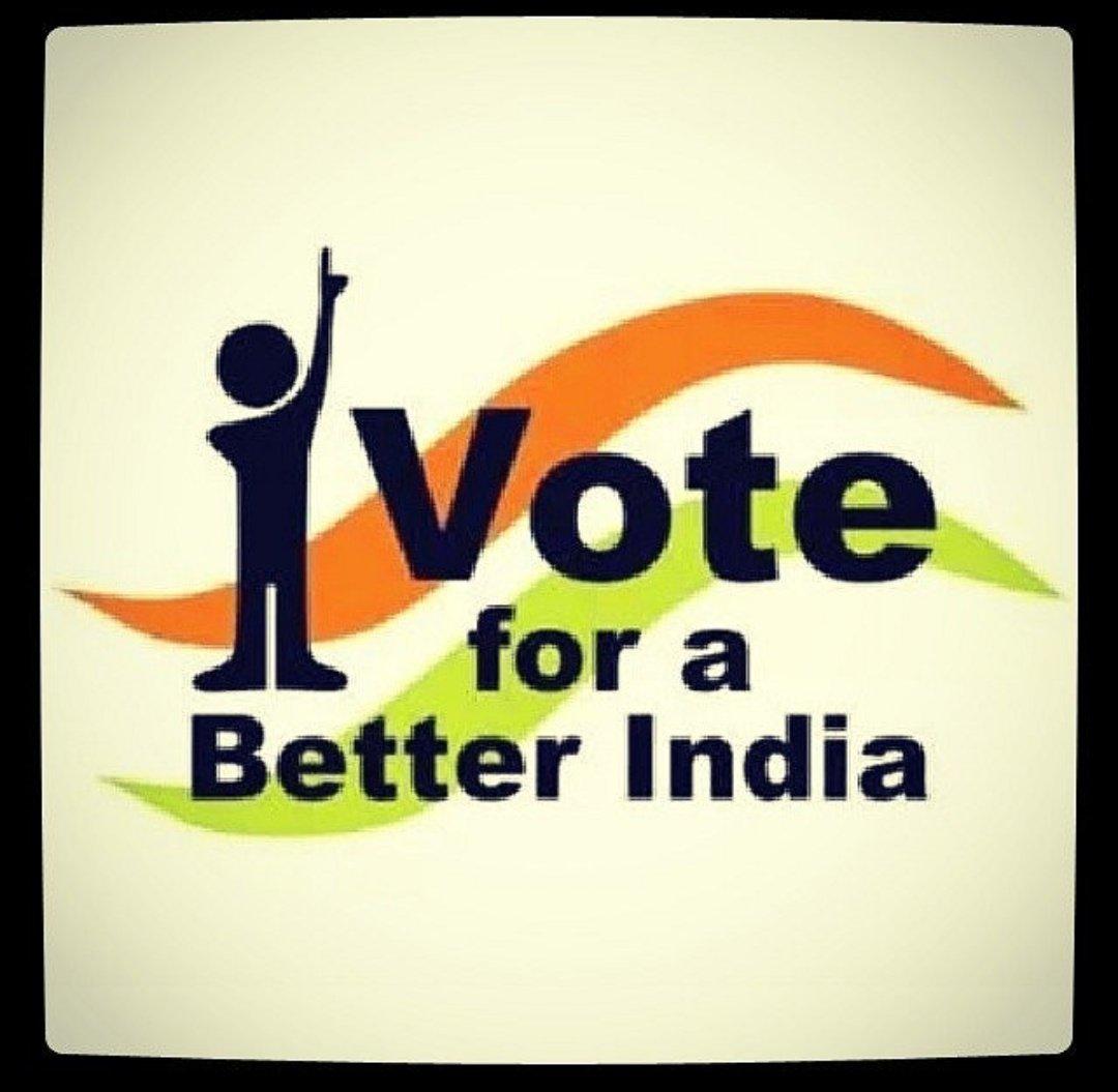 Sumit Verma's photo on #MyVoteForIndia