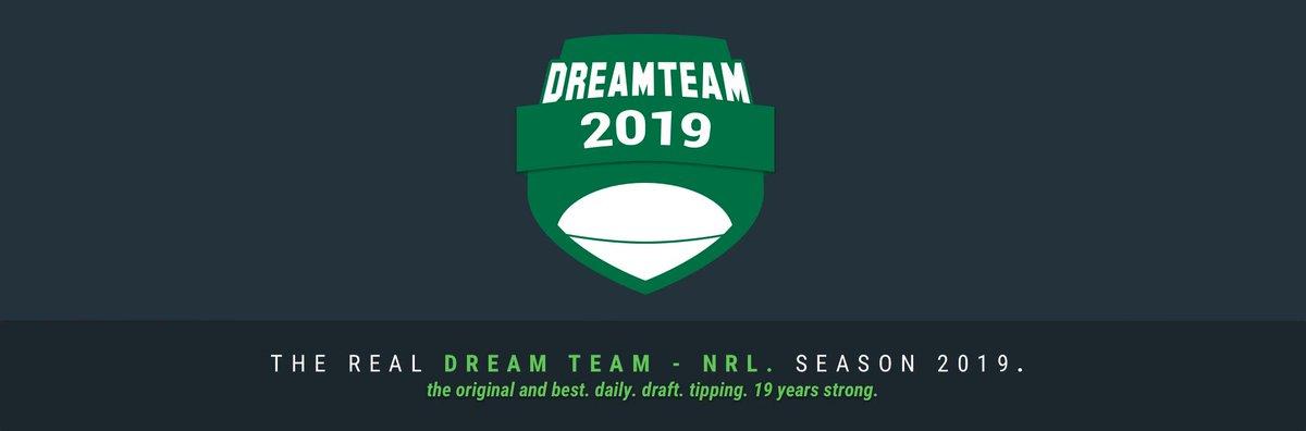 Dream Team -NRL Comp's photo on #NRLStormBroncos