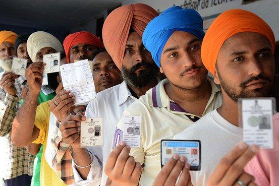 Mousami Singh's photo on #MyVoteForIndia