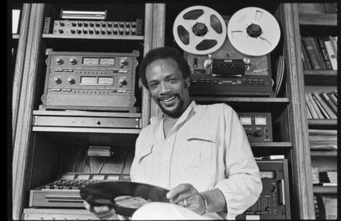 Happy bday Quincy Jones!