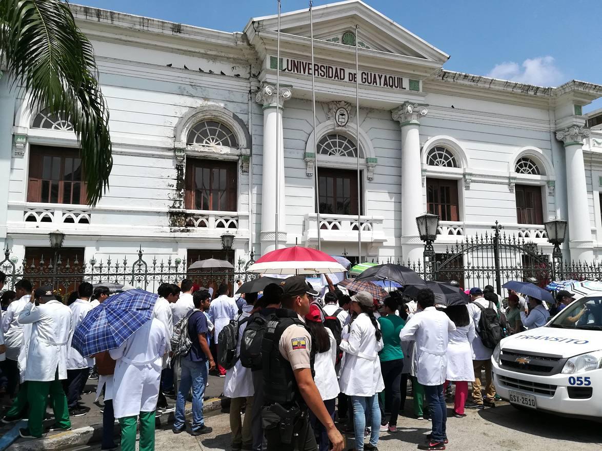 Sala de Prensa Ecuador's photo on Guayaquil