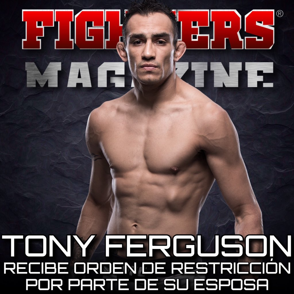 Fighters Magazine's photo on Tony Ferguson