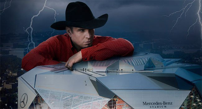 The Music Universe's photo on Garth Brooks