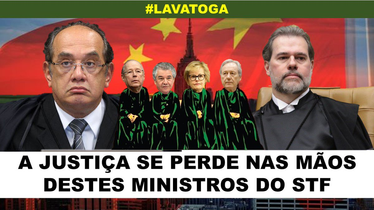 Revoltados ON LINE's photo on #STFVergonaNacional