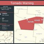 Image for the Tweet beginning: Tornado Warning including Haydenville OH,