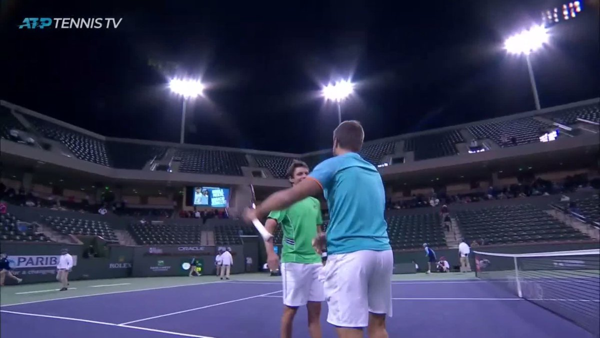 Tennis TV's photo on Zeballos