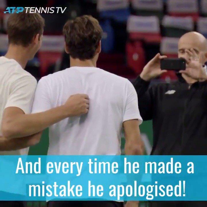 Tennis TV's photo on Hubert Hurkacz