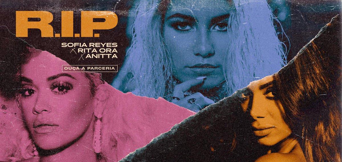 Central Anitta's photo on rita ora & anitta