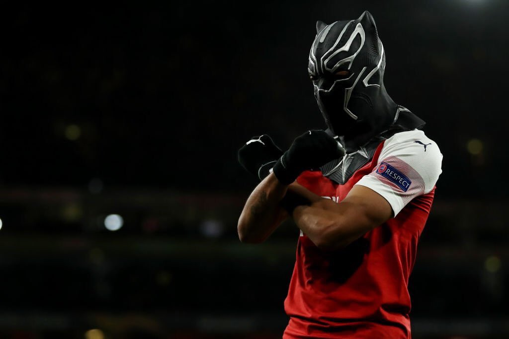 your striker could never #WakandaForever <br>http://pic.twitter.com/AKqBnEBDlD