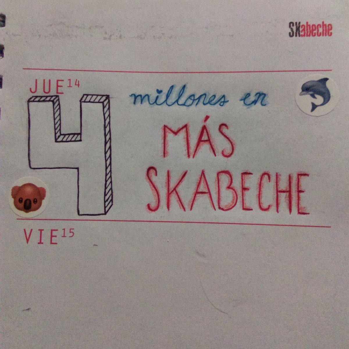 🔥♥MES SKABECHE♥🔥4MMSK💫18.MAR.19✨'s photo on #4MillonesEnMasSKabeche