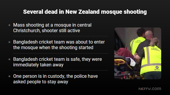 #NewZealandShooting Foto