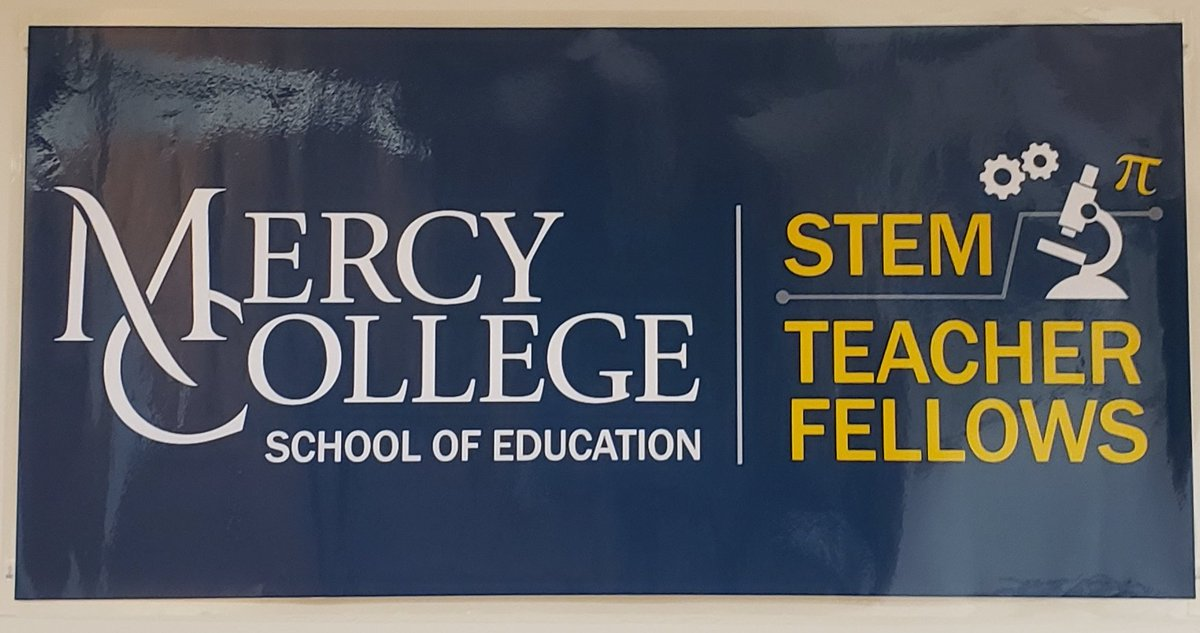 How did I spend #PiDay2019? Doing STEM workshop with K12 teachers on culturally responsive/relevant teaching, hosted by 2 @TC_MST alum @TeachersCollege #proudTCadvisor  #thescholarmentor #mercycollegestem<br>http://pic.twitter.com/vZaf2ZfPgI