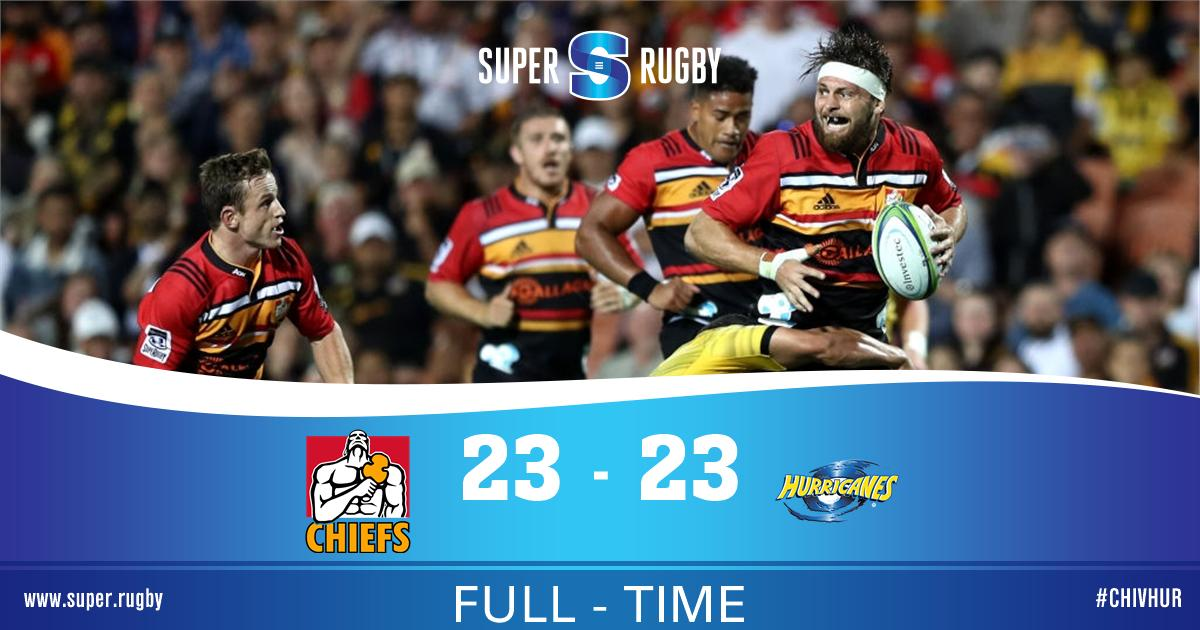 Super Rugby's photo on #CHIvHUR