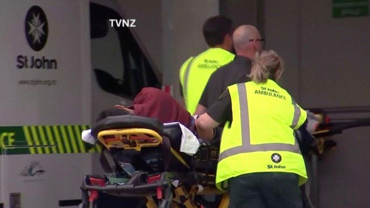 Forty dead, 20 wounded in NZ shootings https://reut.rs/2TSEsJy