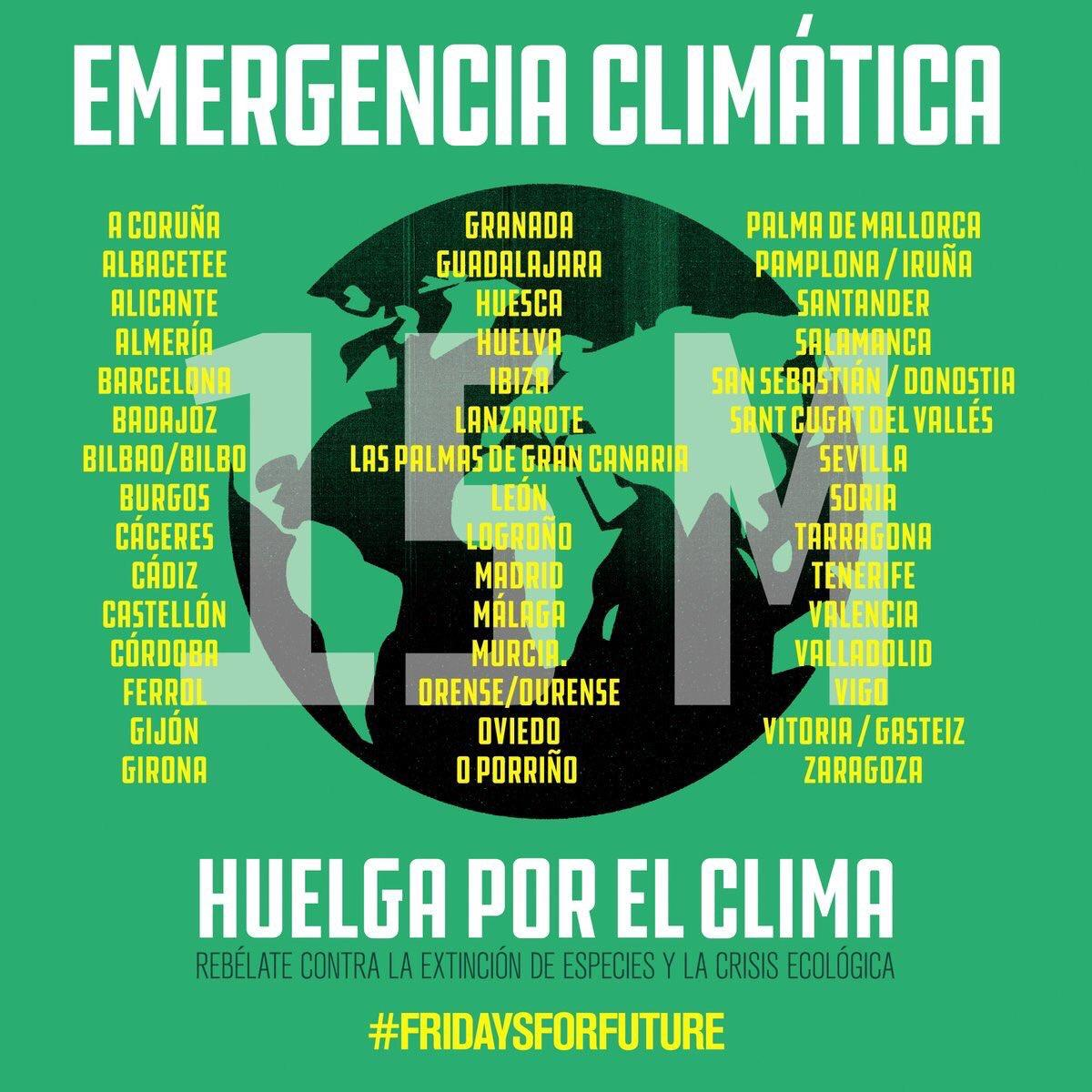Som Connexió's photo on #HuelgaPorElClima