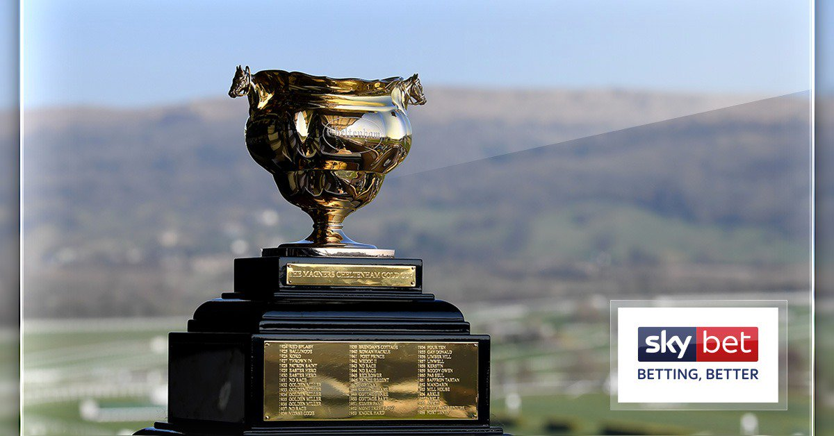 Sky Bet's photo on Gold Cup Day