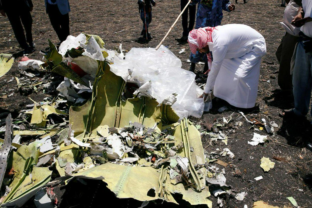 Ethiopia crash may test Boeing's success in defeating U.S. lawsuits: legal experts https://reut.rs/2F5W5Mu