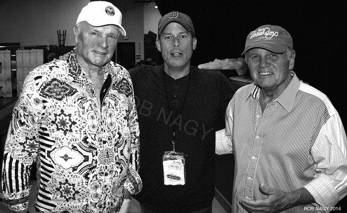 Happy birthday to the Beach Boys Mike Love. Rob Nagy Archives  2019