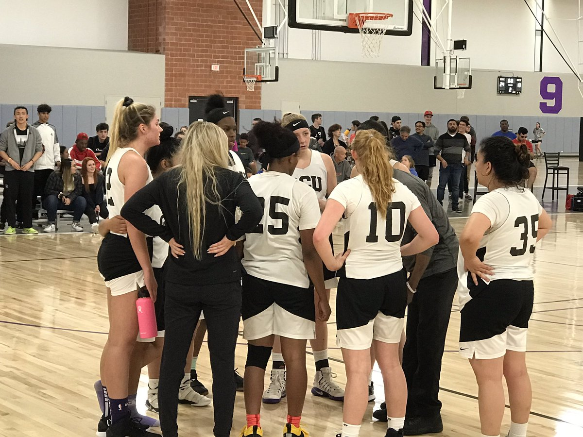 A classic championship game that goes to overtime and comes down to the final 10 seconds… But the Lopes come up one basket short!  GCU Club WBB Final (@AWBLAZ Final at #CanyonActivityCenter):  Bella Vista College Prep @BVPrepHoops 58 @GCU_CLUB_BBALL Women Team 1 56 (F/OT)