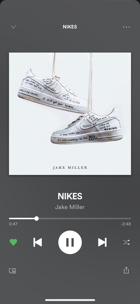 Shirley Tung's photo on #NIKES