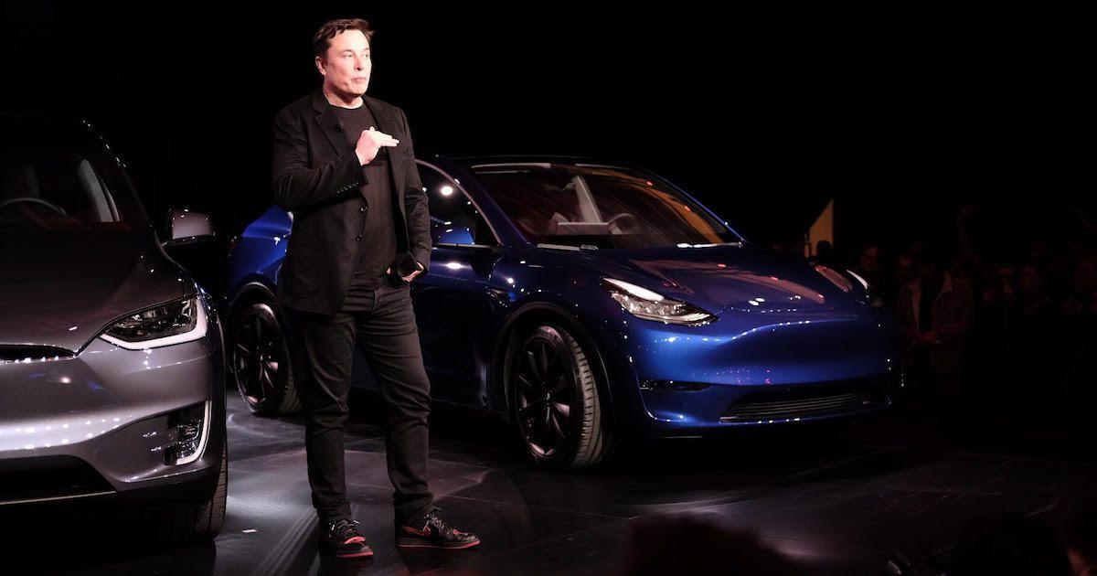 Darren Culbreath's photo on #Tesla