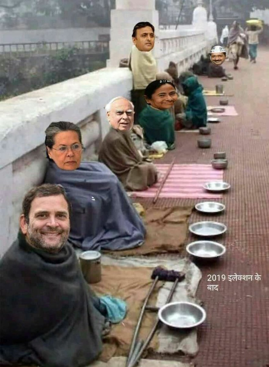 Future of some people after May 2019 ..  #MyVoteForIndia <br>http://pic.twitter.com/36HV2neZ5q