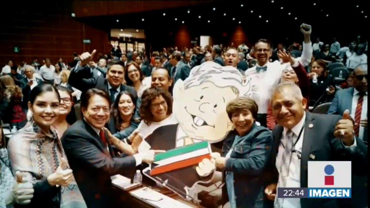 Ciro Gómez Leyva's photo on #RevocacionDeMandato