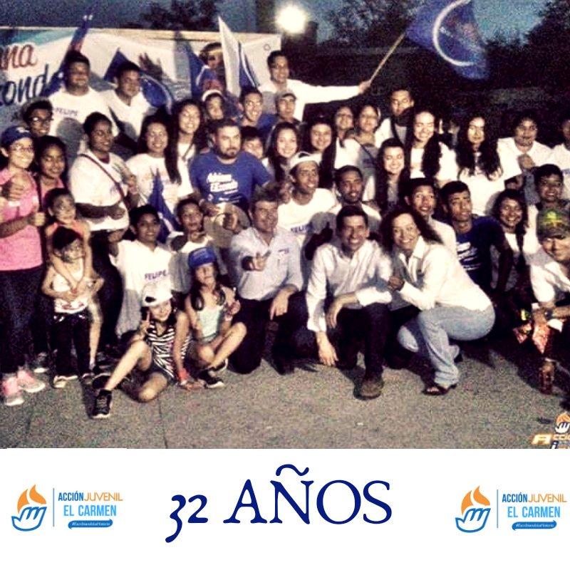 Acción Juvenil El Carmen's photo on #32añosAJ