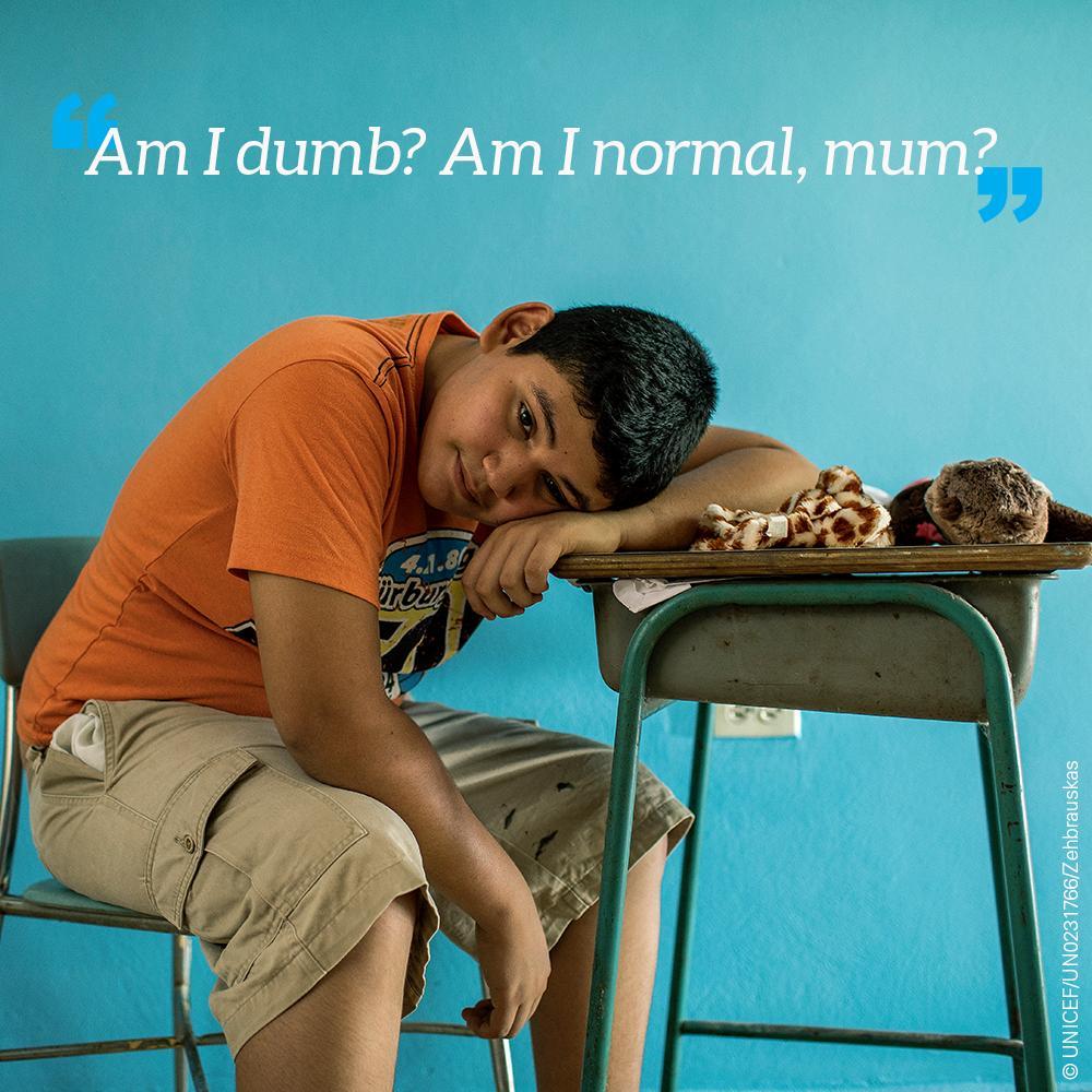 UNICEF Australia's photo on #BullyingNoWay