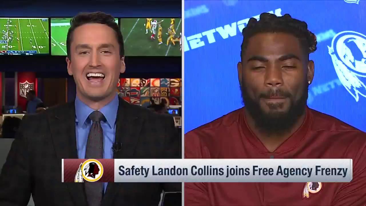 He idolized Sean Taylor.  Now @TheHumble_21 gets to play for the same team. �� https://t.co/POwx5YGbn4