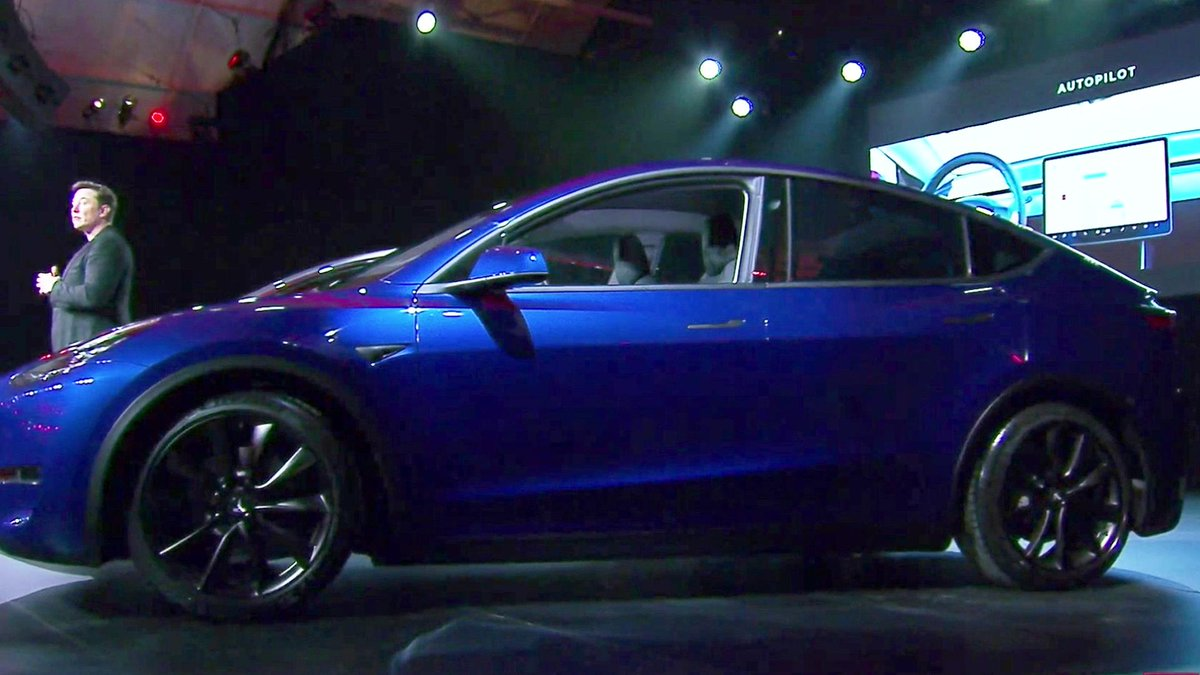Business Insider's photo on #ModelY