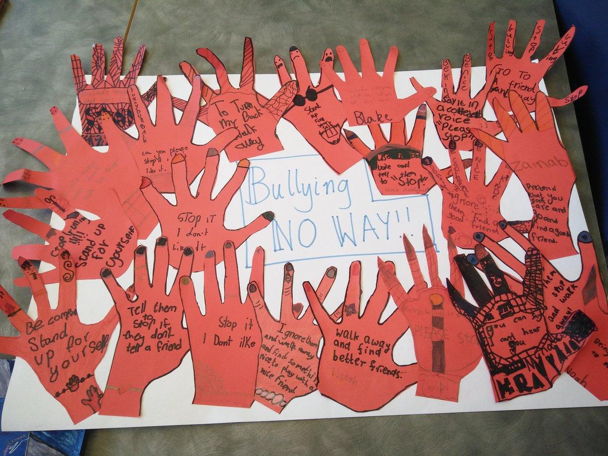 Miss Bernardo's photo on #BullyingNoWay