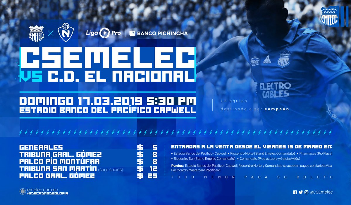 Club Sport Emelec's photo on Emelec