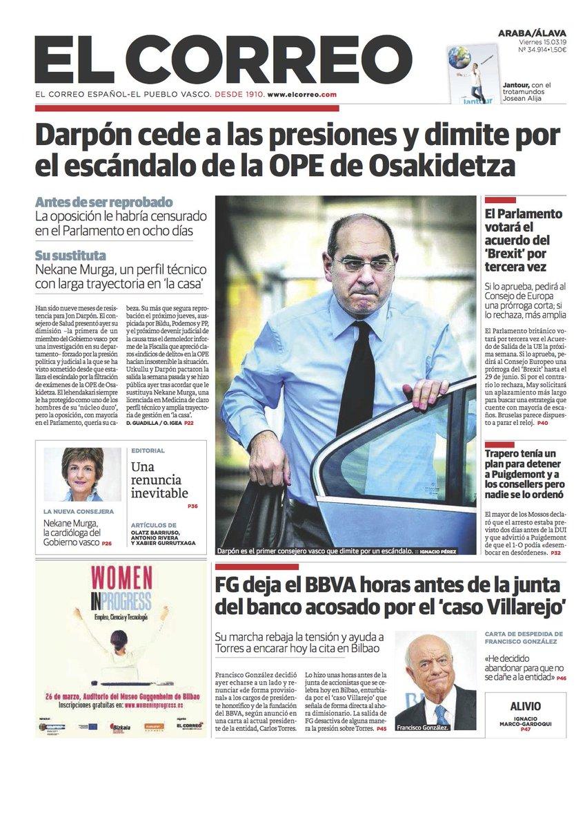 El Correo 脕lava's photo on Darp贸n